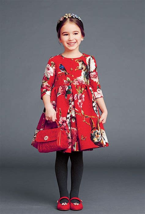 new year collection clothes dolce and gabbana terrific child collection designers