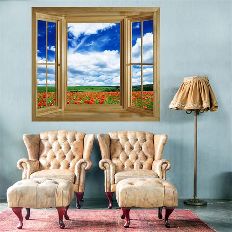 room mural activities for elderly with dementia and alzheimer s through the window wall mural