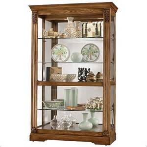 Willmott Curio Cabinet By Ashley Furniture Oak Curio Cabinet There S No Place Like Home Pinterest