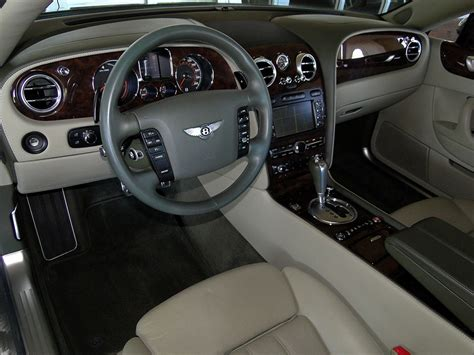 2006 bentley flying spur interior 2006 bentley continental flying spur