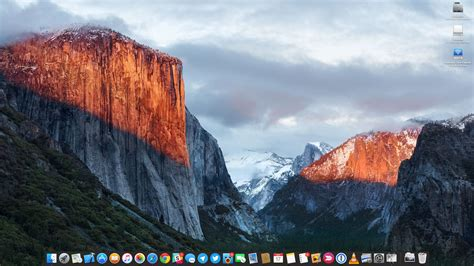 Macbook Pro Os X Yosemite how to hide device icons on your mac desktop