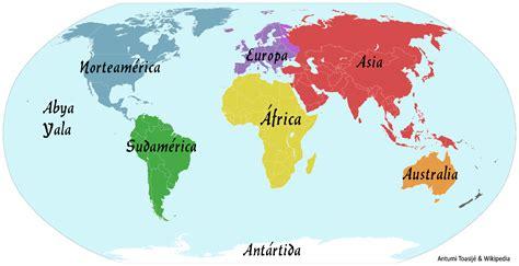hay un molillo en 0606374329 191 cu 225 ntos continentes hay en el mundo
