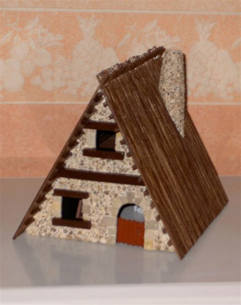 hutte gauloise dessin maison gauloise dessin ventana