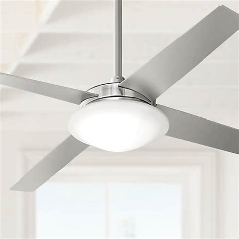 casa vieja ceiling fans 52 quot casa vieja exclaim brushed nickel ceiling fan r5134