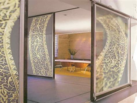 decorative glass panels the creative design the
