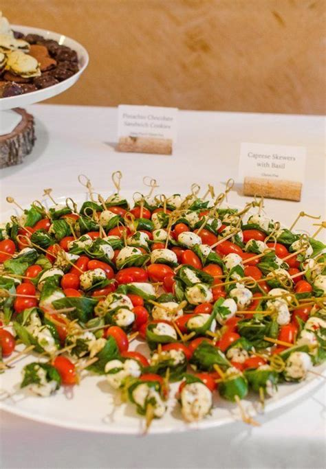 Appetizers For Wedding Reception Ideas by 25 Best Ideas About Wedding Reception Appetizers On