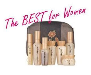 Sulwhasoo Basic Anti Aging Care Kit New Version cosme de be the beautiful one new year picks