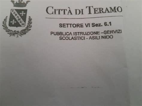 lettere di contestazione lavoro clamoroso al comune di teramo lettera di contestazione