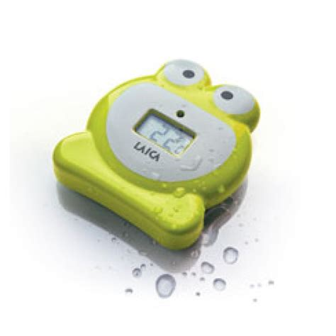Termometer Laica laica baby line bade schwimm thermometer th4007 frosch