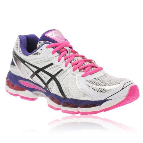 asics gel nimbus 15 s running shoes 50