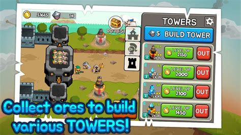 grow tower castle defender td apk indir hasar hileli mod