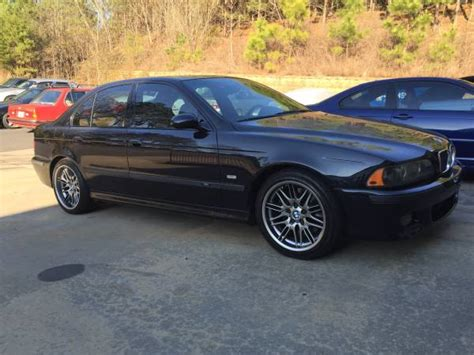 bmw e39 m5 black is the e39 5 series the best car made