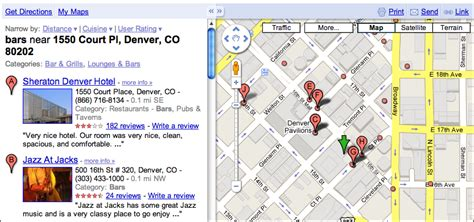 Search Hotels Near An Address Can I Search For Places Near A Given Address In Maps Ask Dave