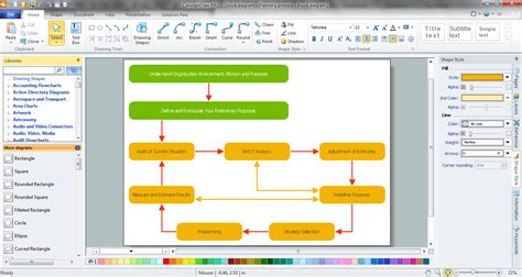 best software for diagrams block diagram software conceptdraw to create