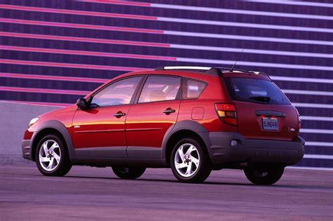 pontiac vibe recall 2003 2003 08 pontiac vibe consumer guide auto