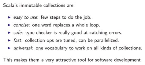 scala mooc i lec4 types and pattern matching scala mooc i lec6 collections mx s blog