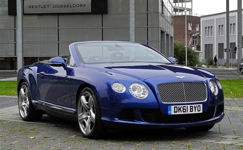 bentley gtc custom bentley continental gtc wikiwand