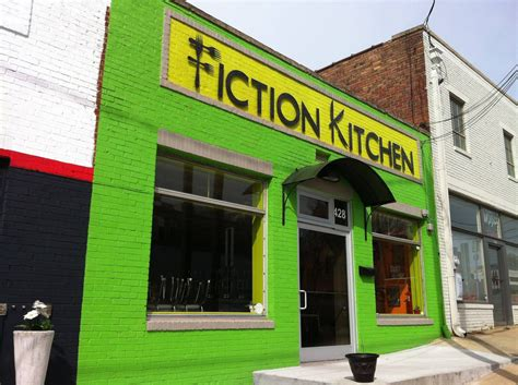 The Fiction Kitchen by The In The Kitchen 169 To Thine Own Be True