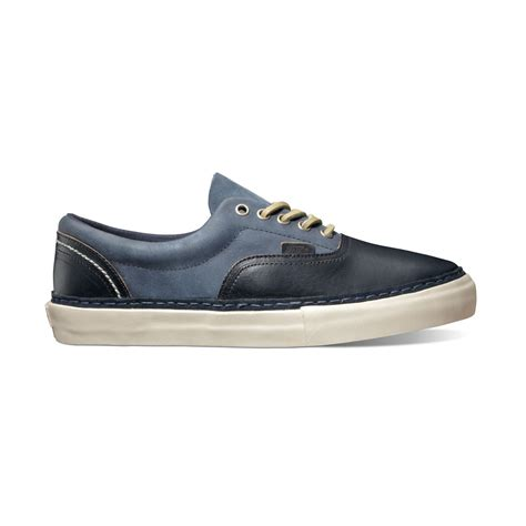Sepatu Vans Era Vault Lx Checkerboard Premium Quality vault by vans x horween black navy pack sole collector