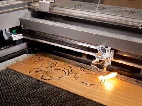 laser woodworking