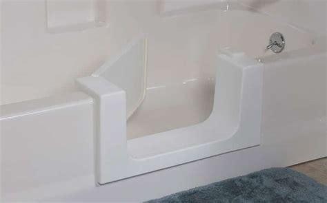 handicap bathtubs walk in bathtub with door handicap conversions