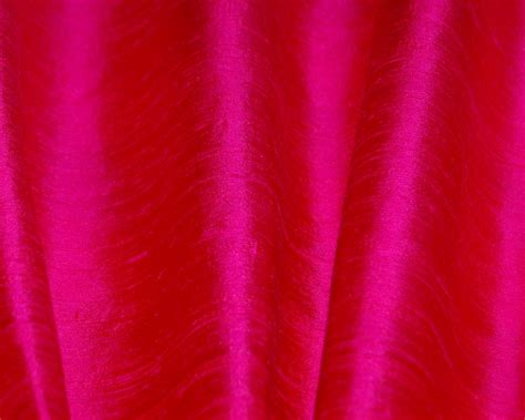 Red Cotton Curtains Fuchsia Pink Silk Dupioni Curtains And Drapes