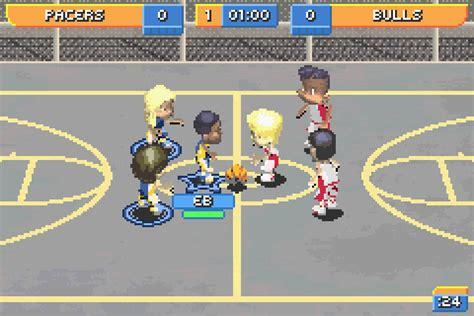 backyard basketball gameplay backyard sports basketball 2007 download game gamefabrique