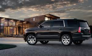 Chevrolet Yukon 2015 Car And Driver