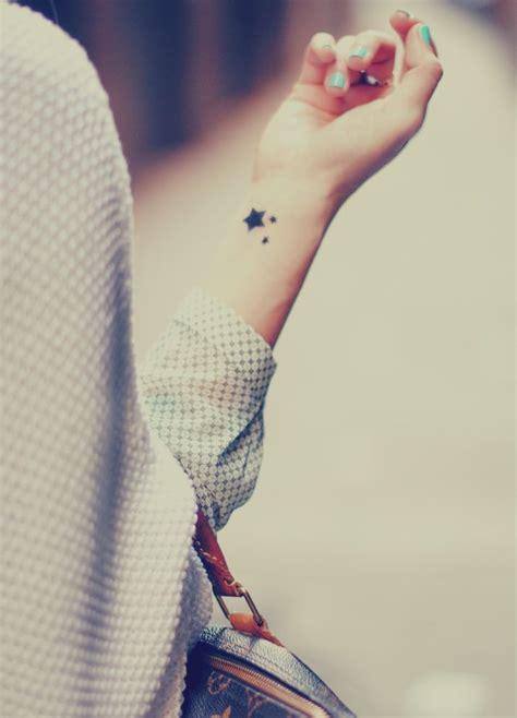 3 star tattoo on wrist tattoos tattoolot