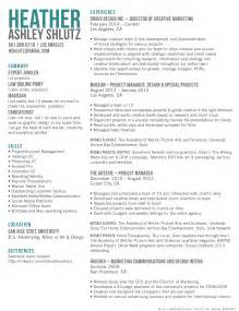 advertising sales director resume creative cv maker of