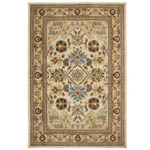 home decorators collection charisma butter pecan 8 ft x 10 ft area rug 406356 the home depot