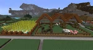 Cool Barn Ideas by Sjin S Farm Feed The World Vanilla Minecraft Project