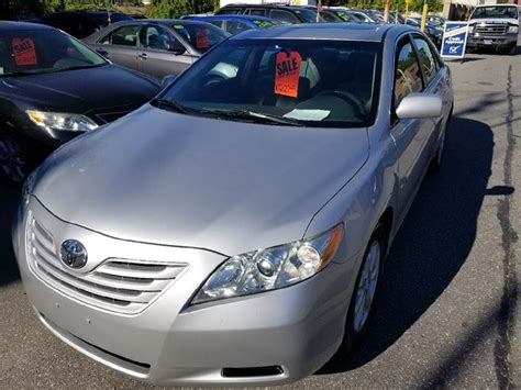 Howe Toyota 2008 Toyota Camry Le In Lowell Ma Howe S Auto Sales