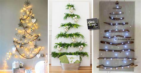 Beautiful Idee Per Realizzare Un Giardino #1: albero-di-natale-alternativo-fai-da-te.jpg