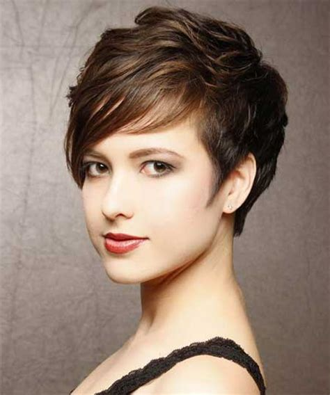 pixie haircuts without bangs short chic tousled haircuts for 2016 2017 haircuts