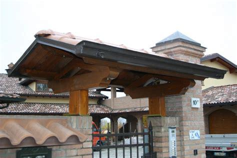 tettoie in legno e tegole il meglio di potere tettoie in vetroresina e tegole