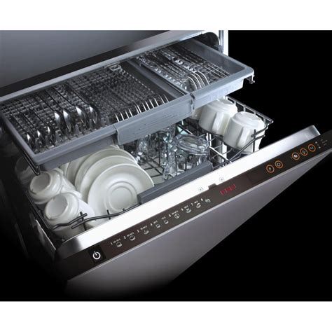 Dishwasher Cutlery Drawer by Integrated Dishwasher With Cutlery Shelf The Best Shelf