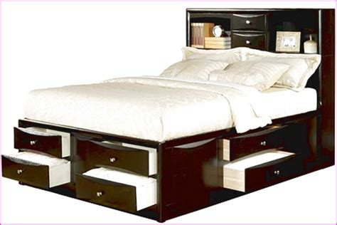 bed frame with storage underneath size bed frame with storage underneath home design
