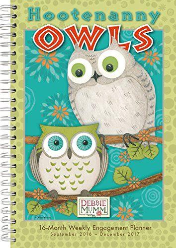 Pdf Hootenanny Owls 2017 Engagement Calendar pdf hootenanny owls 2017 engagement calendar by debbie
