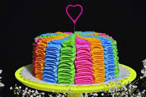 neon colored cakes cake reviews amp ratings