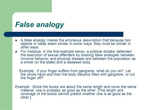 analogy exles images search
