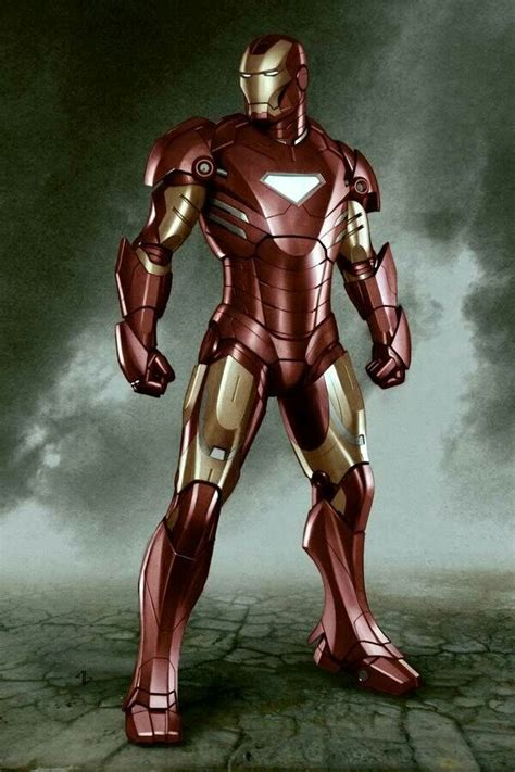 the iron man illustrated 1406329576 iron man characters