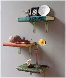 Creative Bookshelves Diy Maison Diy Bookshelves Made With Books