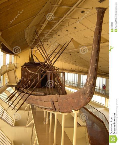 yacht giza khufu sun boat stock photo image of culture arabic