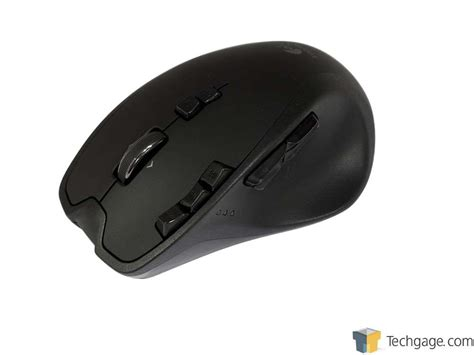 Wireless Gaming Mouse G700 Techgage Image Logitech G700 Wireless Gaming Mouse