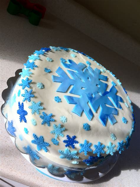 snowflake cakes lolos cakes sweets