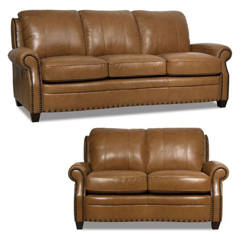 Sofas For Sale Ebay by New Luke Leather 2 Sofa Set Quot Quot Wheat Brown