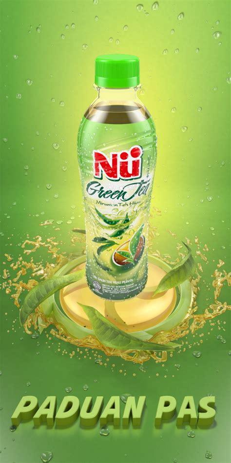 Teh Nu Green Tea nu green tea ksgt by chromatics productions at coroflot