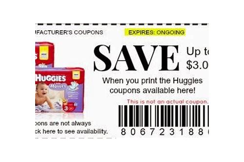 coupon huggies canada