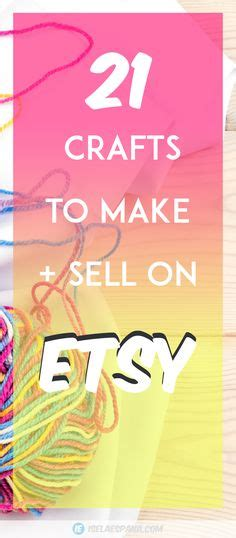 crafts to make money from income from home kit review 1000 ideas about crafts to sell on